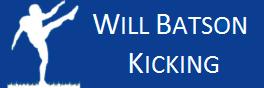 Will Batson Kicking